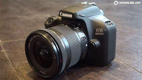 canon eos 4000d review brief overview