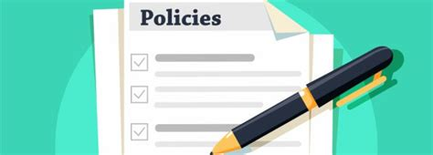 Company Policies Checklist For New Hires