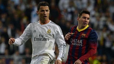 Dans la chasse aux records, Messi a une longueur d'avance ...