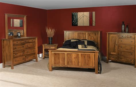 Bedroom Usa Made Furniture, Amishoak Furniture Warehouse