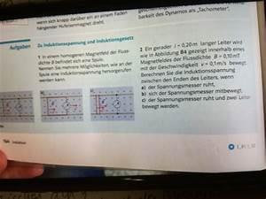 Induktion Berechnen : induktion induktionsspannung berechnen nanolounge ~ Themetempest.com Abrechnung