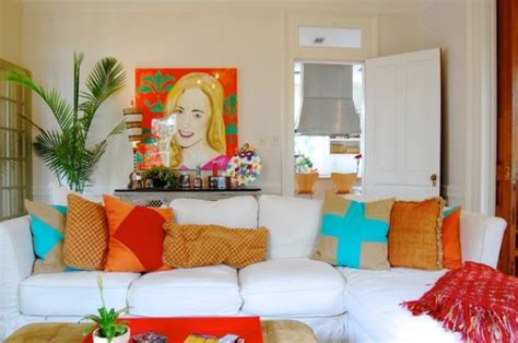 white sofa with colorful pillows a simple and forever stylish combination white sofa and