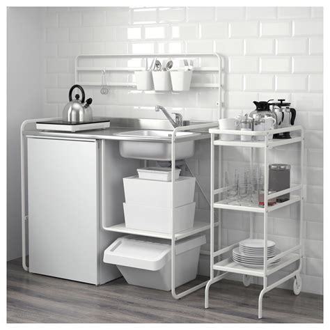 mini cuisine ikea sunnersta mini kitchen 112x56x139 cm ikea