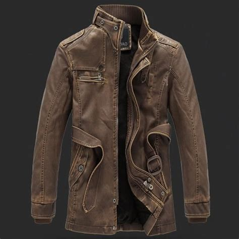 jual jaket blazer pria apocalypse protective leather jacket with high