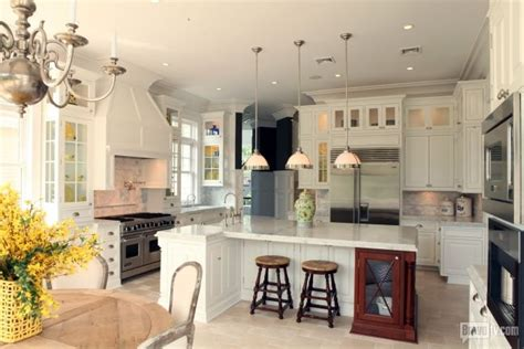 million dollar kitchen designs classic style home pretty htons home 7505