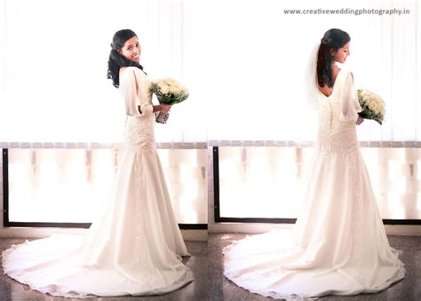 Wedding Accessories For Christian Bride : Christian Bridal Gown Designs