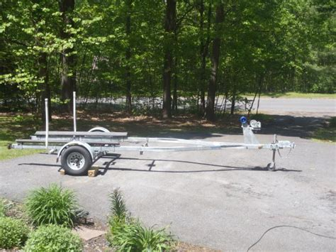 Boat Trailer Winch Post Ontario by Boat Trailer For 19 21 Lower Price Classifieds