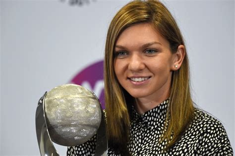 Simona Halep Official Website