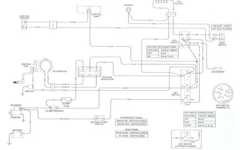 Deere Pto Wiring Diagram by Deere Stx38 Pto Switch Wiring Diagram