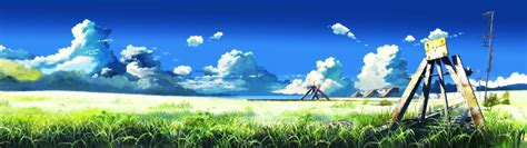 Monitor Wallpaper Anime - dual monitor wallpaper anime 183 free awesome