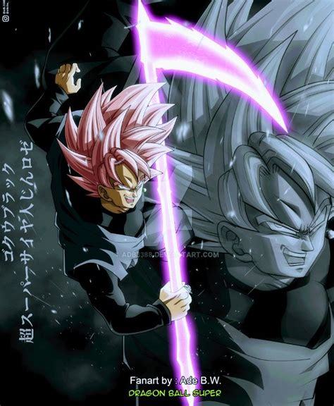 goku black rose dragon ball super dragon ball wallpapers