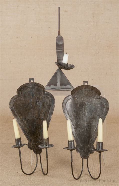 Tin Candle Sconces - 17 best images about early lighting on candle