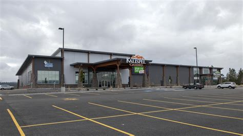 kalispel tribe opens casino  cusick  spokesman review