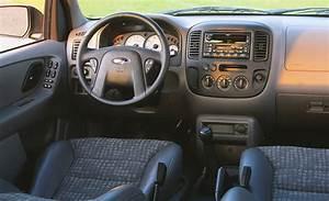 2001 Ford Escape Manual Transmission Used