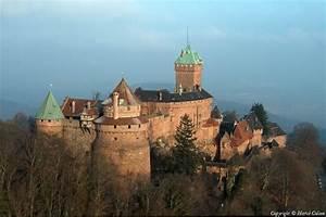 Le château du Haut-Koenigsbourg The Woodpecker