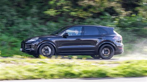 navy blue porsche 2017 porsche cayenne suv 2017 ride review by car magazine