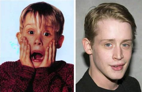 Kids' Celebrities Then And Now (25 Pics) Izismilecom