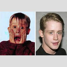Kids' Celebrities Then And Now (25 Pics)  Picture #19
