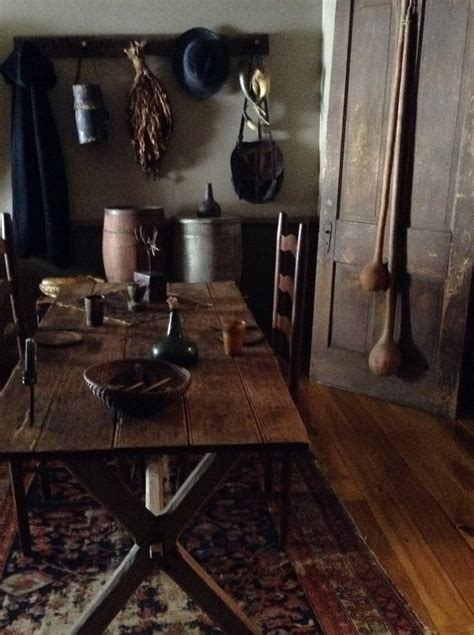 primitive country table ls 258 best images about early american kitchens taverns on