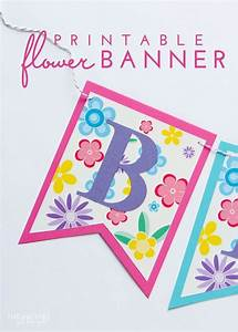 25 best ideas about printable banner letters on pinterest With create your own letter banner