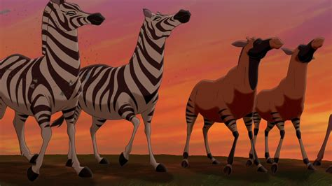 The Lion King HD screencaps gallery - 1. He Lives in You