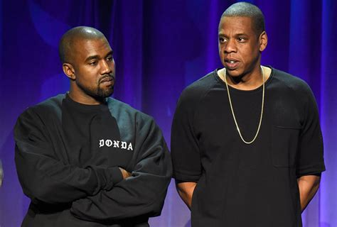 kanye jay west brother rap says forever tidal