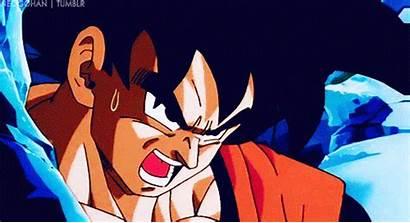 Goku Moviendose Enfadado Tweet