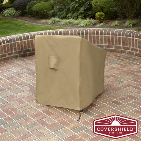 Clearance Patio Furniture Covers by Covershield Stack Bar Chair Patio Furniture Cover Deluxe