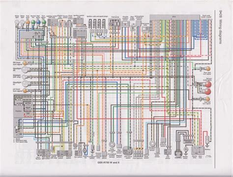 1999 Yamaha R1 Ignition Wire Diagram by My Beautiful Rectifier Page 4 Suzuki Gsx R Motorcycle