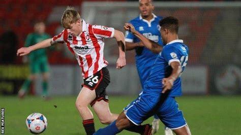 Derby County: Rams sign Cheltenham teenager Thomas - BBC Sport