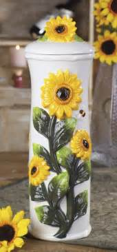 sunflower accessories kitchen tungan sunflower perabot rumah dapur interior 2609