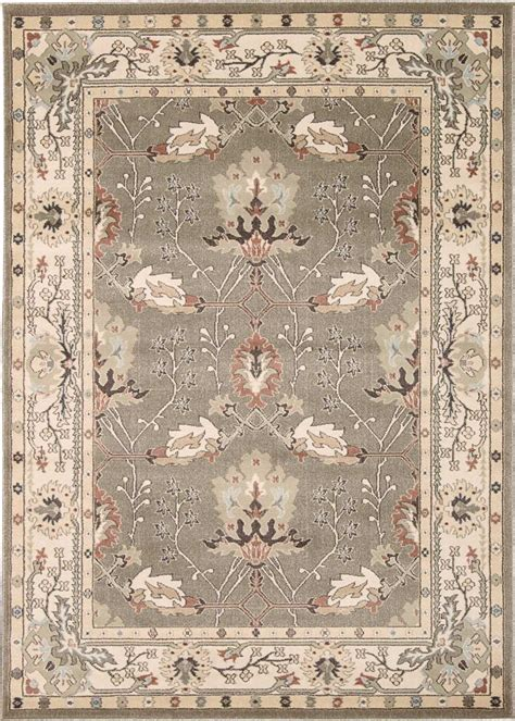 Rugs With by Nourison Walden Wal04 Grey Rug