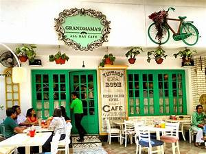 Grandmama's Cafe - Top Cafes In Mumbai | Today's Special ...