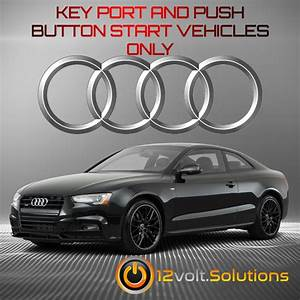 2008 Sportback Plug And Play Remote Start Kit