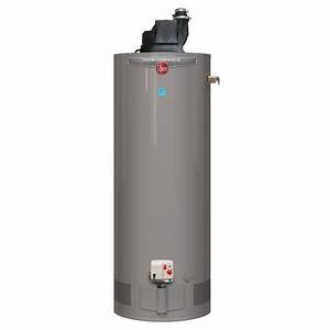 Rheem Performance 50 Gal  Tall 6 Year 42 000 Btu Natural