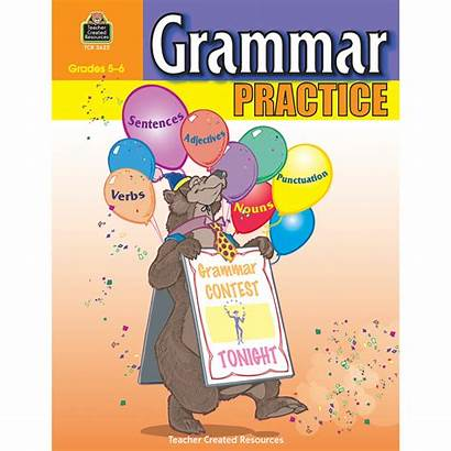 Grammar Practice Grades 5th 6th Pages Sample