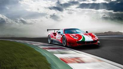 Gt3 Ferrari Racing 488 Evo 1080 Wallpapers