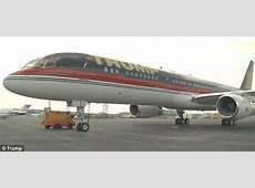 Inside Donald Trump's $100m magnificent 757 jet Daily