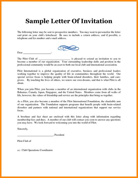 formal invitation letter penn working papers