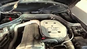 Mercedes 300e-24 3 4 Amg Revs Problem    Issue