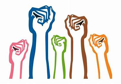 Fist Background Transparent Clipart Justice Social Freedom