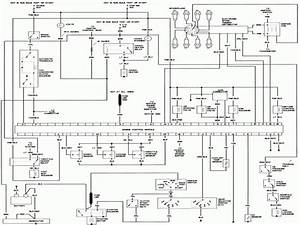 1984 Chevy Truck Alternator Wiring Diagram