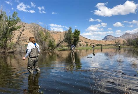nevada fishing spots fly only locals state