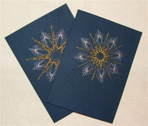 fadengrafik vorlagen weihnachten tuc adventskalender 2005 9 basteltipp weihnachtskarten mit fadengrafik