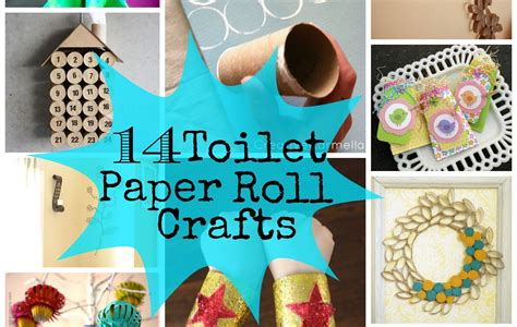 Crafts To Make Out Of Toilet Paper Rolls  Find Craft Ideas