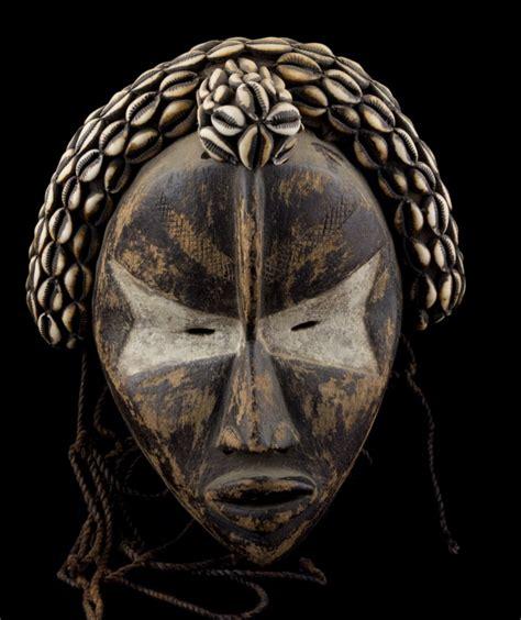 Masque africain Chanteur Dan Yacouba - Art Primitif Côte d ...