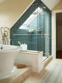 idea bathroom 38 practical attic bathroom design ideas digsdigs