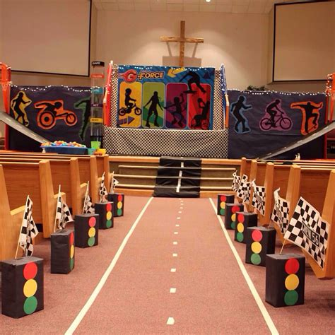 Decorating Ideas For Vbs 2015 by G Vbs Stage Vbs 2015 G Vbs Bible School