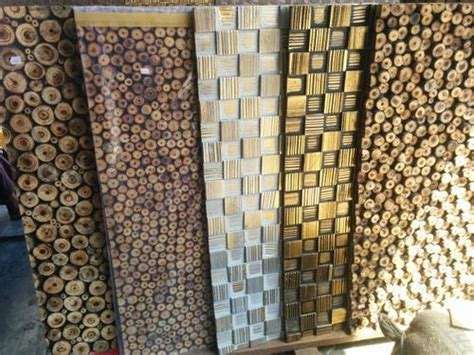 wood wall panel size  feet northern india timber