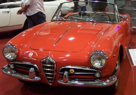 Alfa Romeo 1960 by 1960 Alfa Romeo Giulietta Information And Photos Momentcar
